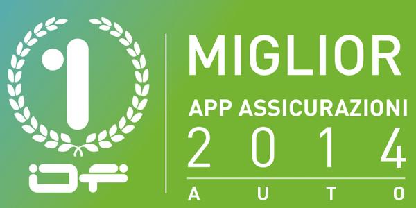 OfMiglior App Assicurazioni 2014. Quelle che gestiscono l'RC... OF OSSERVATORIO FINANZIARIO