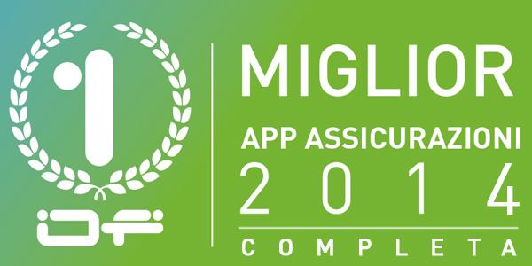 OfMiglior App Assicurazioni 2014. E la più completa è…. OF OSSERVATORIO FINANZIARIO