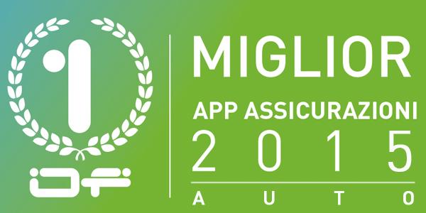 OfMiglior App Assicurazioni 2015. Quelle che gestiscono le p... OF OSSERVATORIO FINANZIARIO