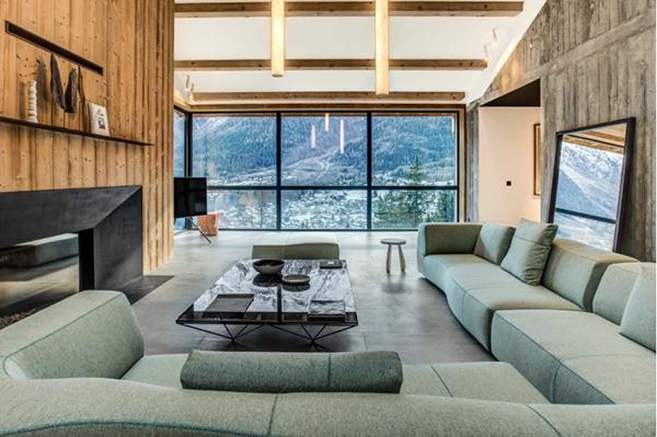 Vacanze Di Lusso Con Airbnb Luxe Si Affittano Castelli, Isole E Ville E Isole alpi_luxe_set19